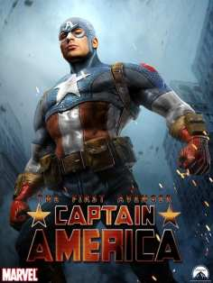 Chris-Evans-as-Captain-America-Fan-Made-Poster1