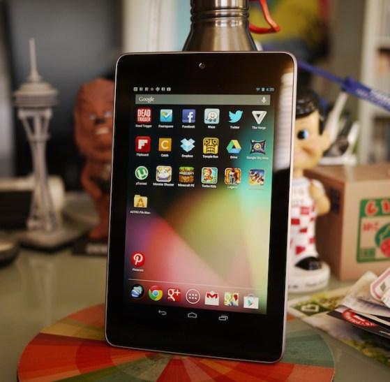 Recensione Asus Nexus 7