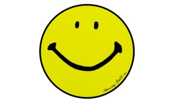 Smiley Face by Harvey Ball