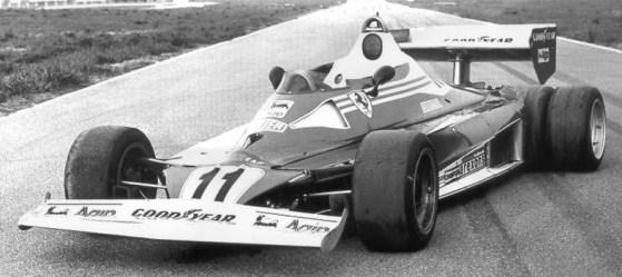 Ferrari 312T2 1977