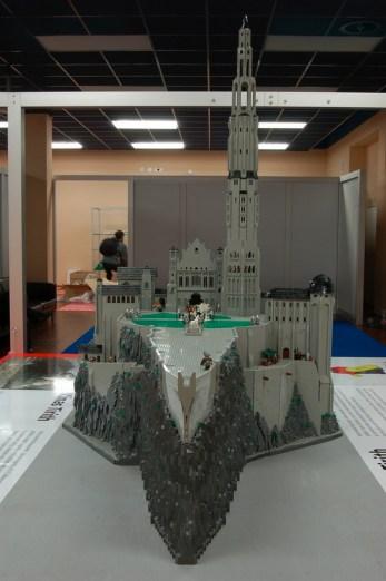 Lego Minas Tirith - 002