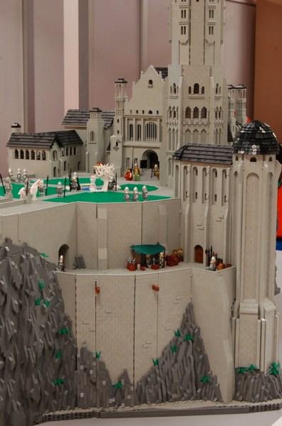 Lego Minas Tirith - 006
