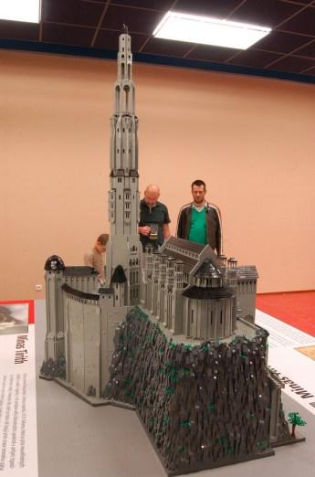 Lego Minas Tirith - 013