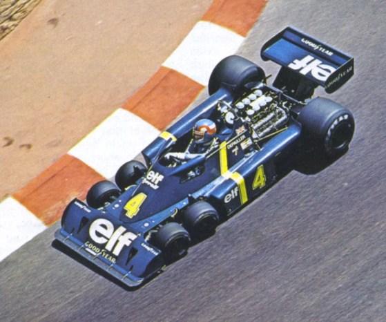 Tyrrell P34 1976 Patrick Depailler