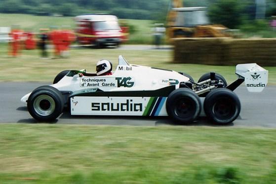 Williams FW08B 1982