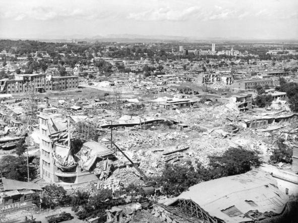 Il terremoto di Tangshan