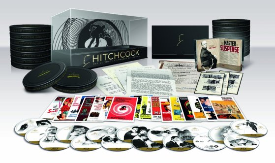 Hitchcock The Ultimate Filmmaker Collection