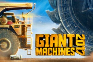 Steam Drawing/Giveaway – Giant Machines 2017