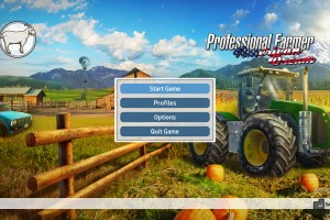 Leah Looks at:  Professional Farmer – American Dream