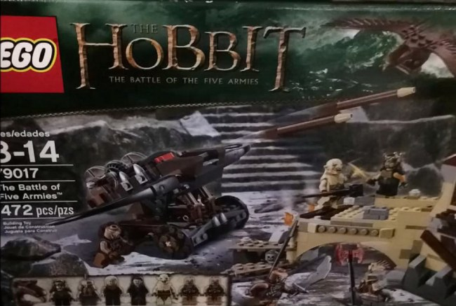 79017 The Battle of the Five Armies