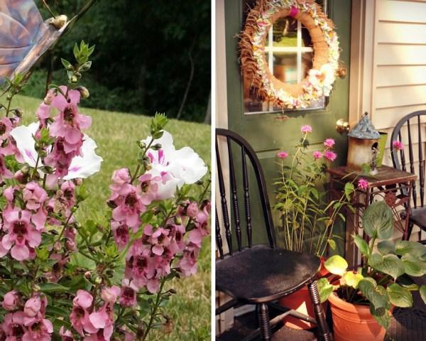 Summer Garden Tour / Outdoor Spaces Hop