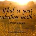 1 Peter 1:10-21
