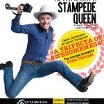 Stampede Queen Poster/Flyer
