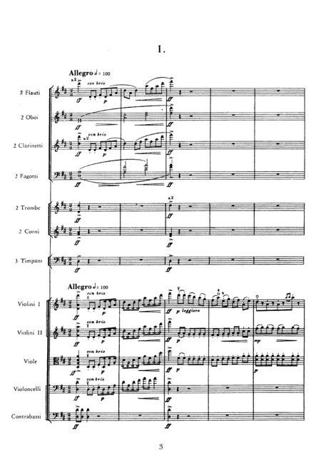Inicio Sinfonia clásica
