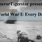 Carte animée : La Première Guerre mondiale (5.56)