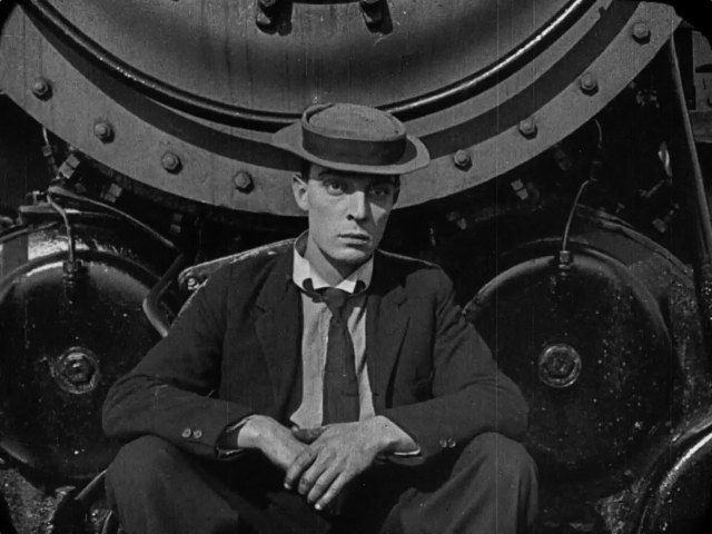 L'art du gag de Buster Keaton: une courte anthologie désopilante (8.34)