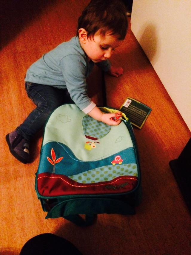 lilliputiens, valise, God Save The Kids