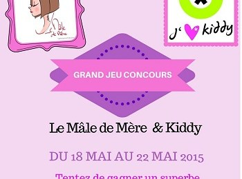 [concours] Kiddy vous aide à voyager