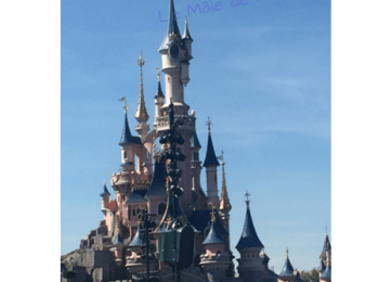 10 km chez Mickey, a Disneyland Paris