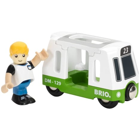 Tramway BRIO - Prix : environ 10 €
