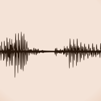 "A waveform of me saying the word ""open"" by John LeMasney via 365sketches.org #creativecommons #sound #tattoo"