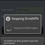 how to upgrade droidvpn account