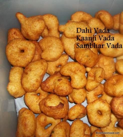 How to make Vadas