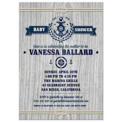 Small Of Nautical Baby Shower Invitations