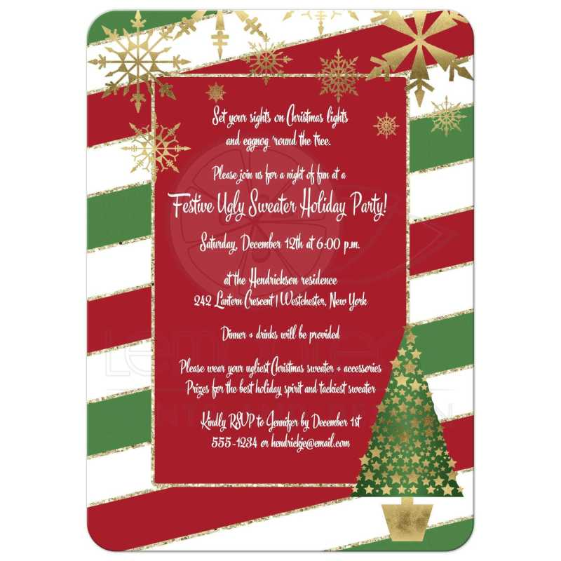 Large Of Holiday Party Invitations