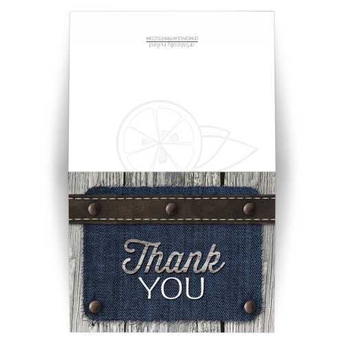 Medium Of Photo Thank You Cards