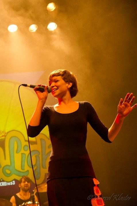 Lemon Lights @ POP Secret Finale, Enschede 2014. Photo by Marcel Klaster