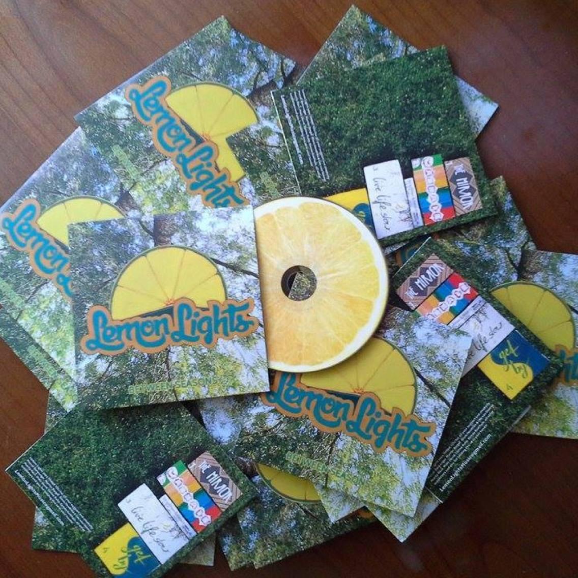 EP Between Seasons (2014)