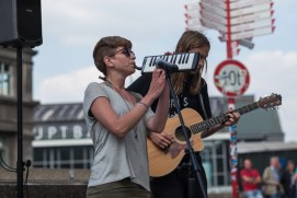 Domplatte Köln 2016