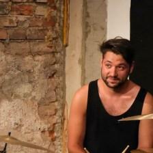 Todor (Drums) und Anna @ ARS Musica München