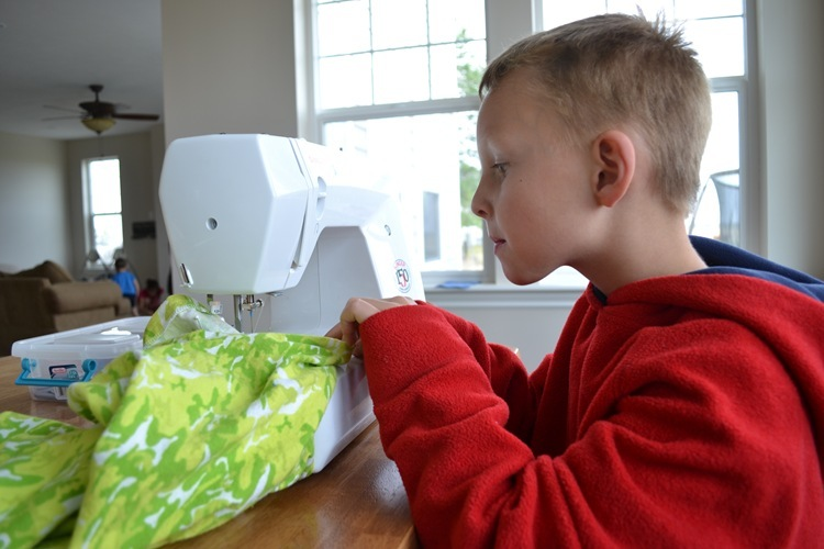 Cousin (Sewing) Camp