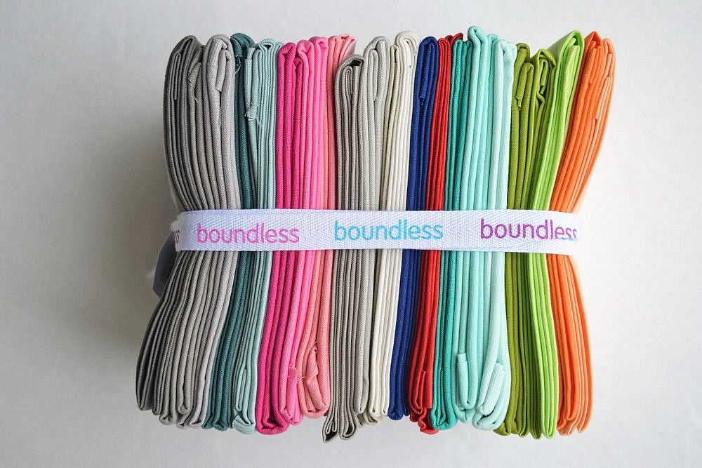 Boundless Fabric // lemon squeezy home