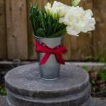 DIY Tulip Arrangement for Spring