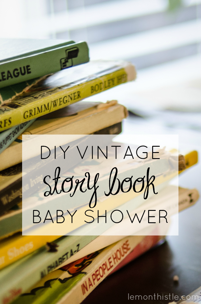 Love this super cute baby shower idea! Everyone brings a book instead of a card- such a great way to build a baby library!