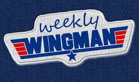 Weekly Wingman Logo Design