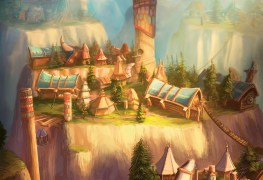 Thunder Bluff | World of WarCraft, WarCraft, wow, azeroth, lore