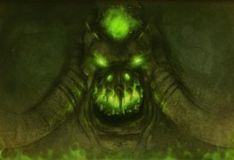 Magtheridon   World of WarCraft, WarCraft, wow, azeroth, lore