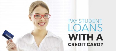 Can I Pay Student Loans With a Credit Card? - LendEDU