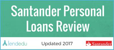Santander Personal Loans Review | LendEDU