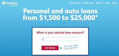 OneMain Financial Personal Loans Review   LendEDU