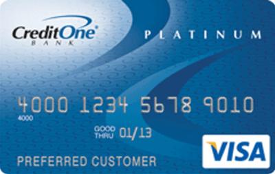 Credit One Platinum Visa Credit Card Review | LendEDU