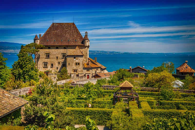 Ten things to do with kids in the lake geneva region for Jardin des 5 sens yvoire