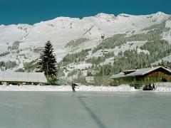 Les Diableret patinoire