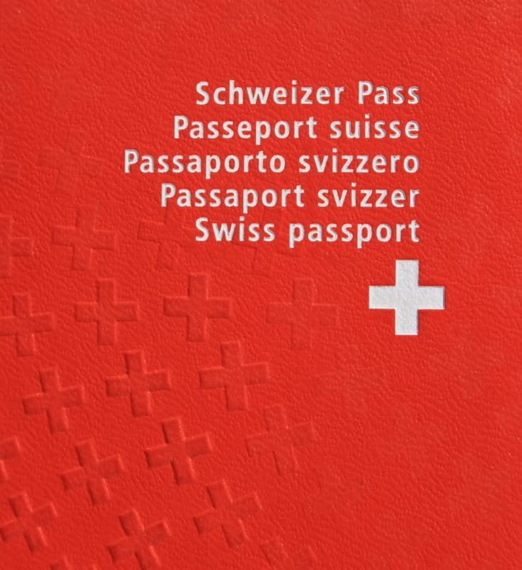 Swiss passport