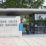 Unpaid UN intern in tent tells his story