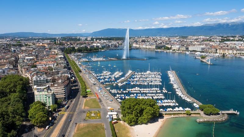 Affordable Geneva - © Sam74100   Dreamstime.com